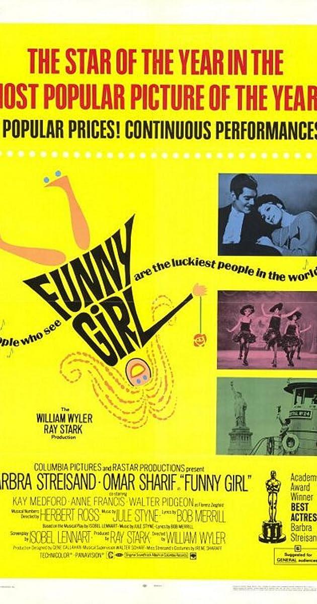 Funny girl 1968 imdb fandeluxe Image collections