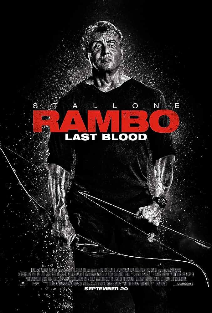 Rambo: Last Blood (2019) English 1080p | 720p | 480p HDRip x264 AAC KORSub