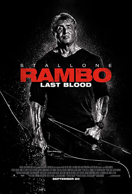 Rambo: Last Blood (2019) Dual Audio [Hindi+English] 720p HC HD-Rip x265 AAC 700MB