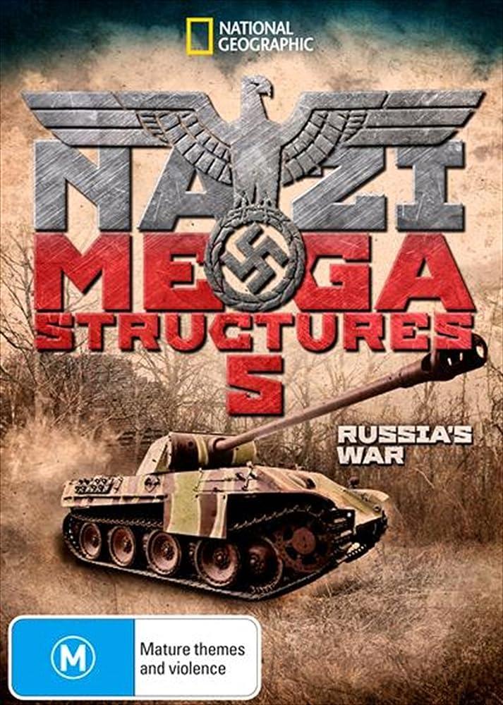 Суперсооружения Третьего рейха. Война с СССР