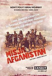 Misja Afganistan Poster