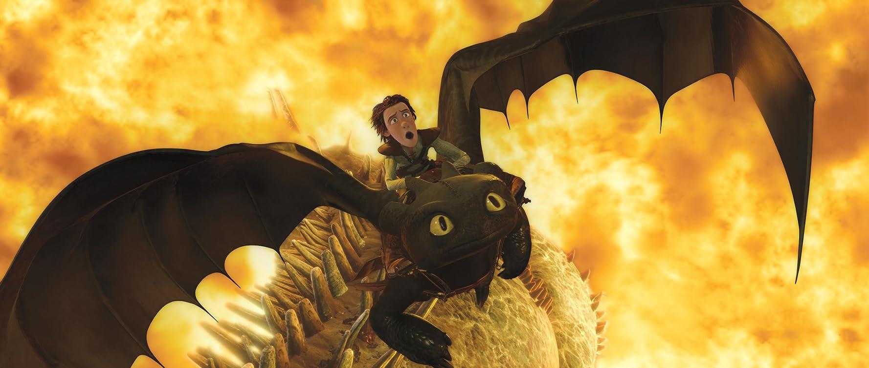 Na acht jaar te hebben gewacht was het tijd om How to Train Your Dragon te gaan kijken
