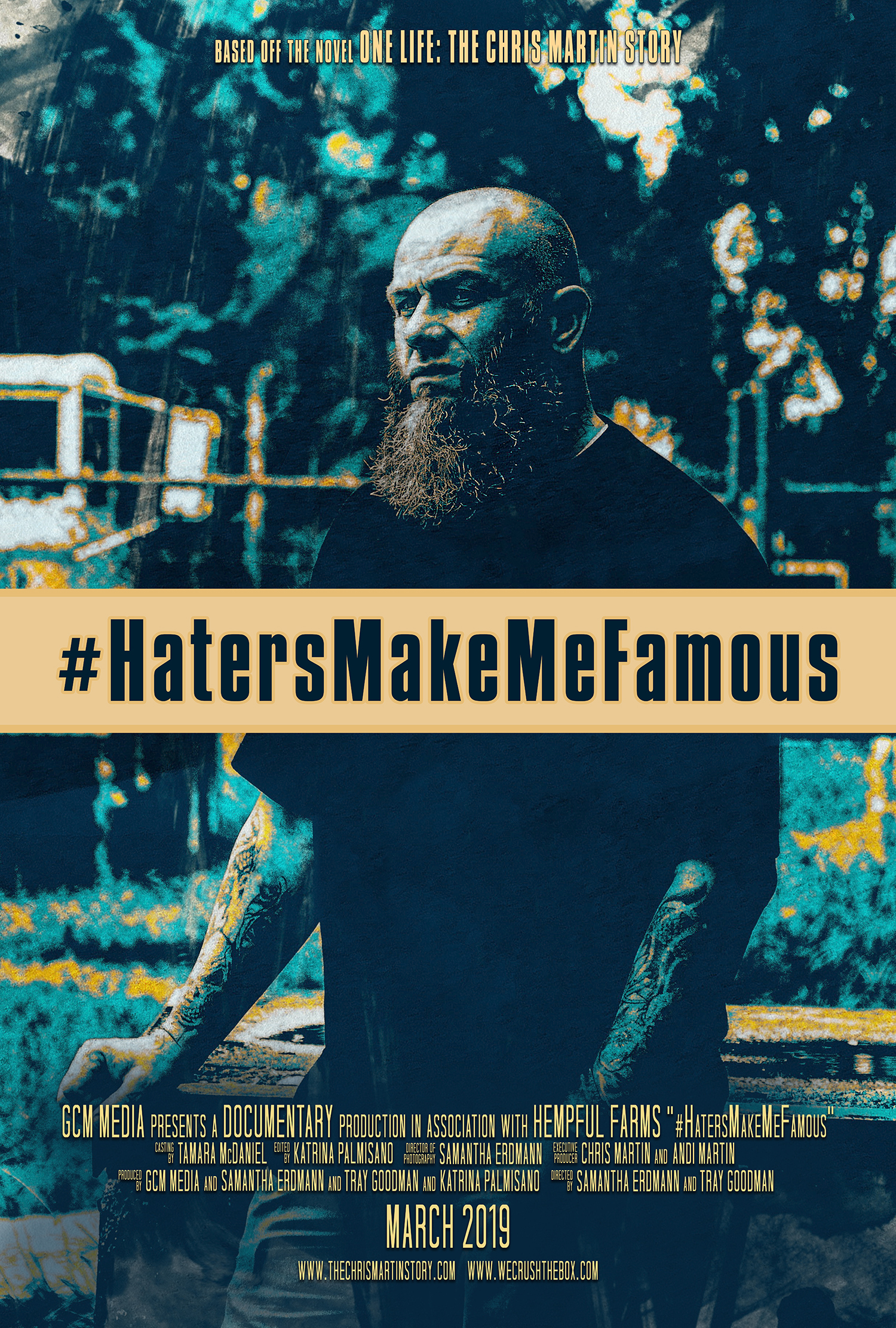 #HatersMakeMeFamous on FREECABLE TV