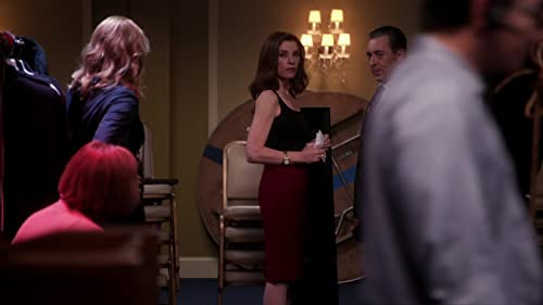 The Good Wife: The Debate