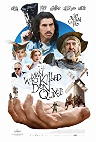 Jonathan Pryce, Stellan Skarsgård, Olga Kurylenko, Adam Driver, and Joana Ribeiro in The Man Who Killed Don Quixote (2018)