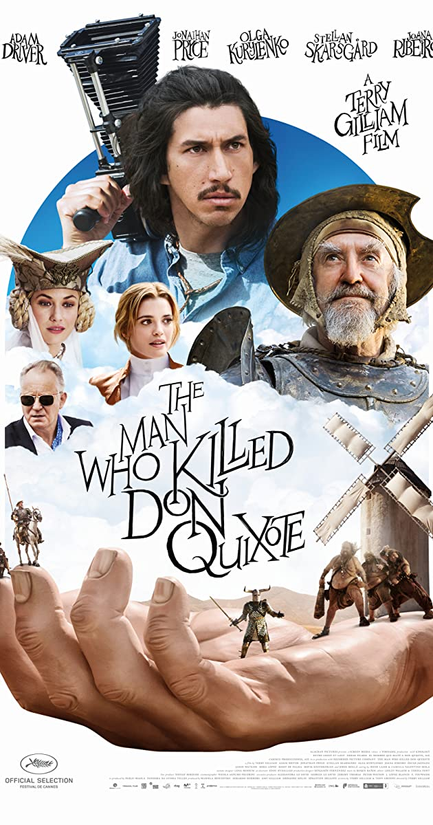 Subtitle of The Man Who Killed Don Quixote