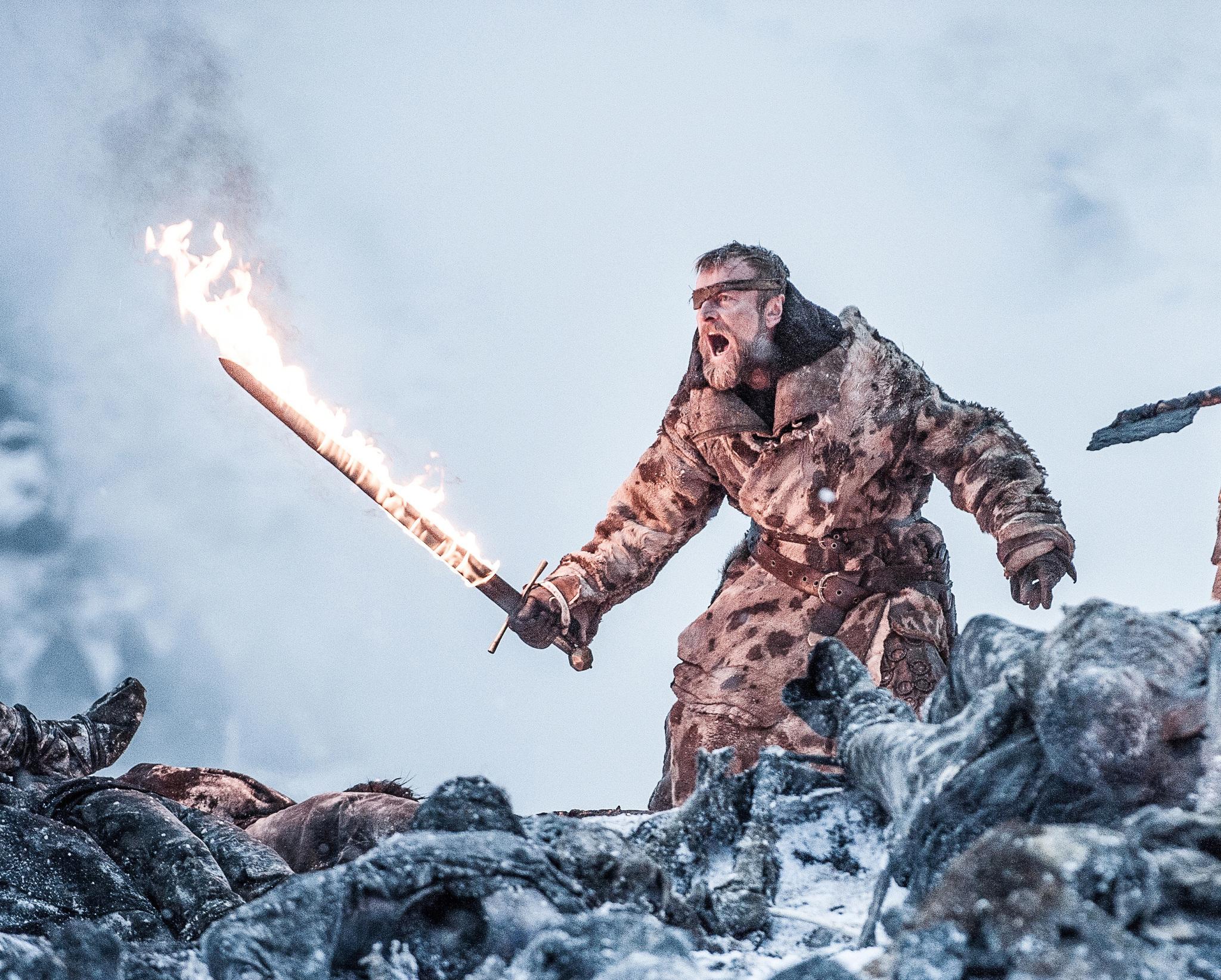 Richard Dormer in Game of Thrones (2011)