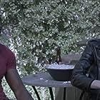 Megan Zerga and Kimani McCullough in Alleys (2017)