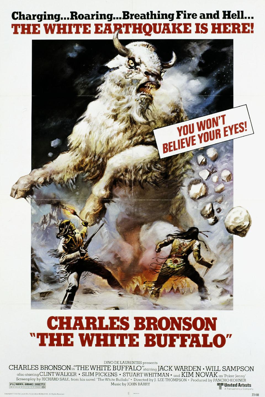 The White Buffalo (1977) - IMDb