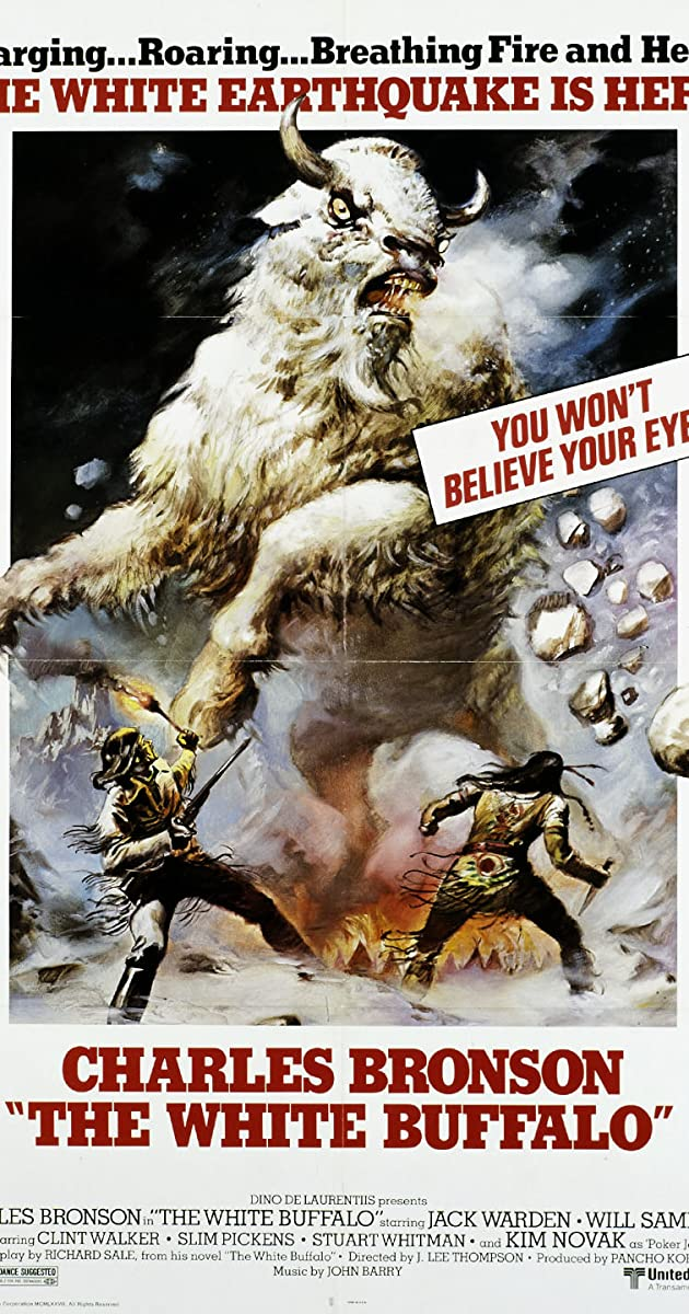 Subtitle of The White Buffalo