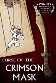 Curse of the Crimson Mask Poster