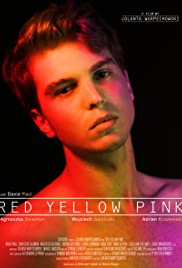 Red Yellow Pink Poster