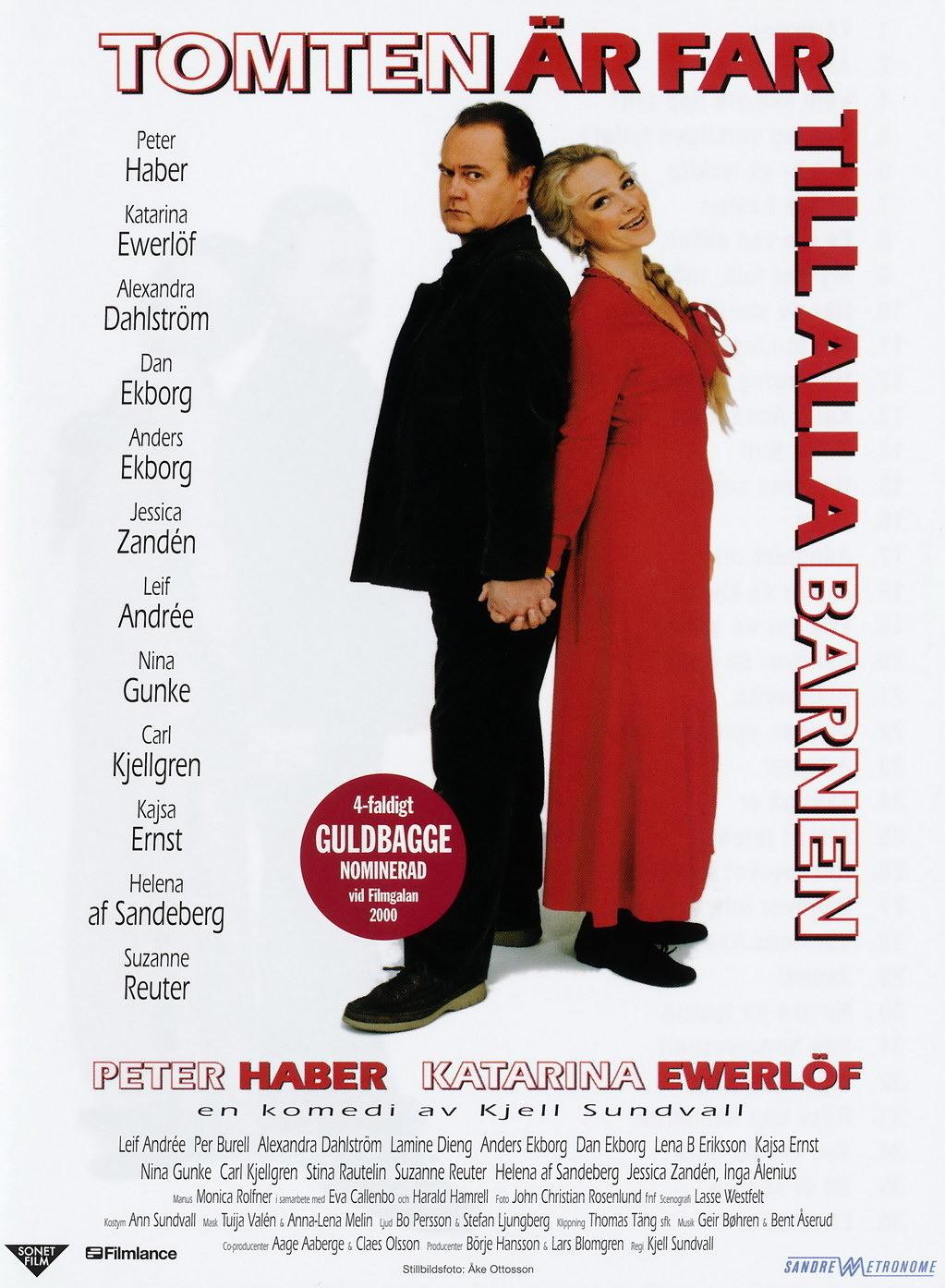 Tomten är far till alla barnen (1999) - IMDb