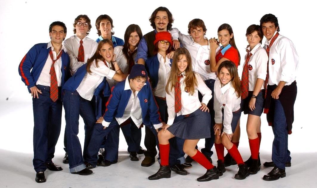 Rebelde Way (2002-2003)