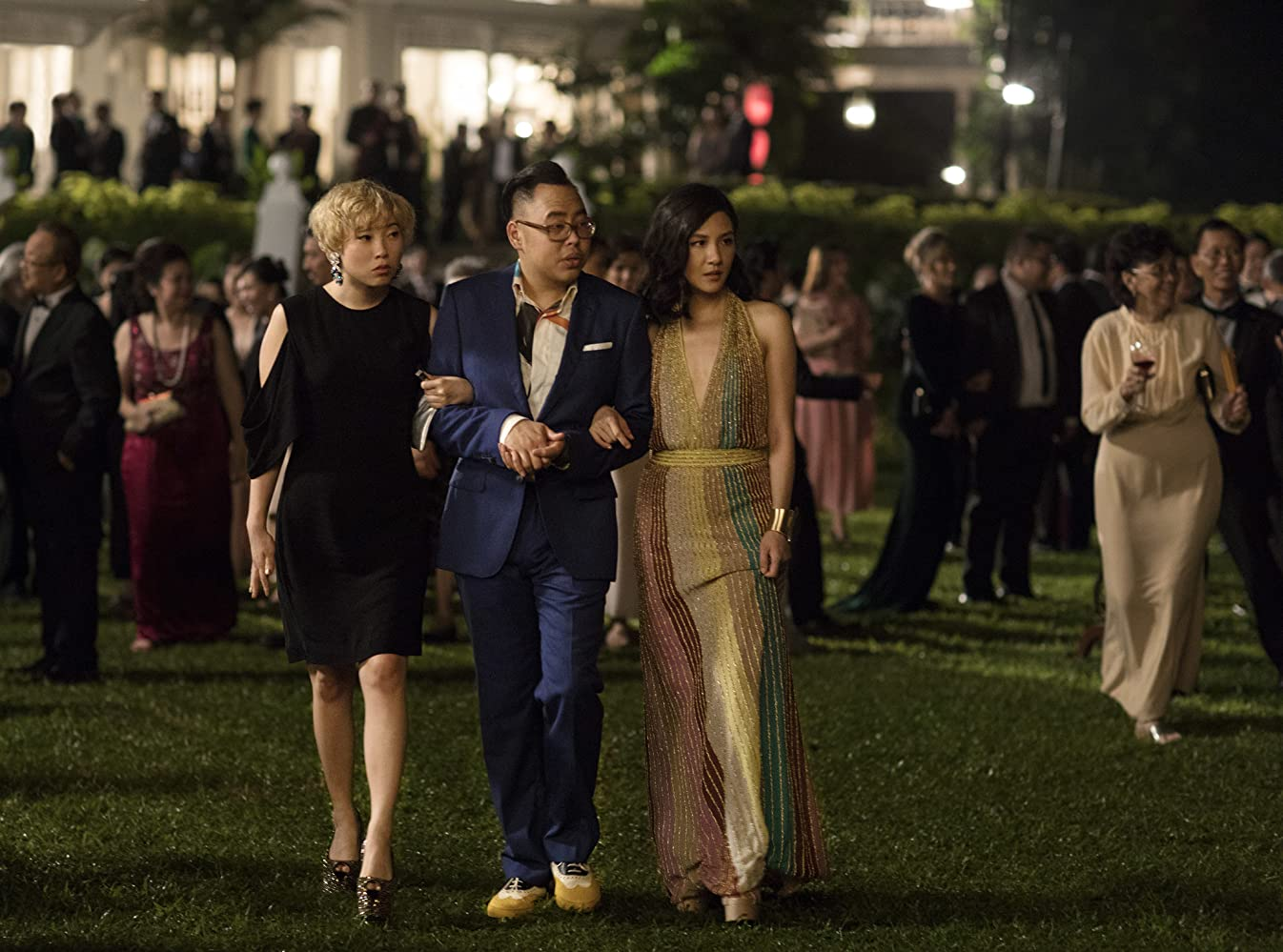 Crazy Rich Asians crítica podres de ricos