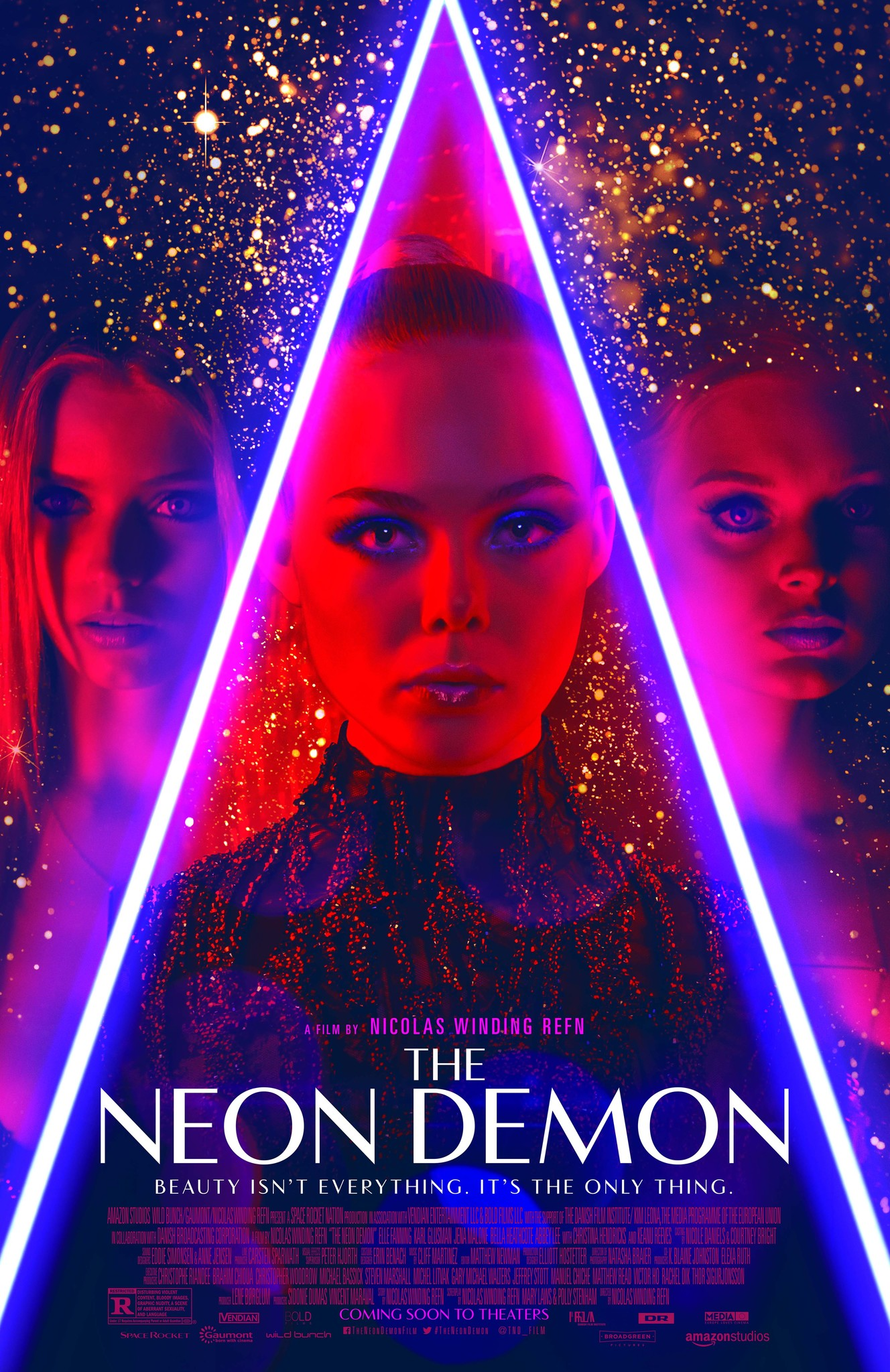 Image result for the neon demon poster