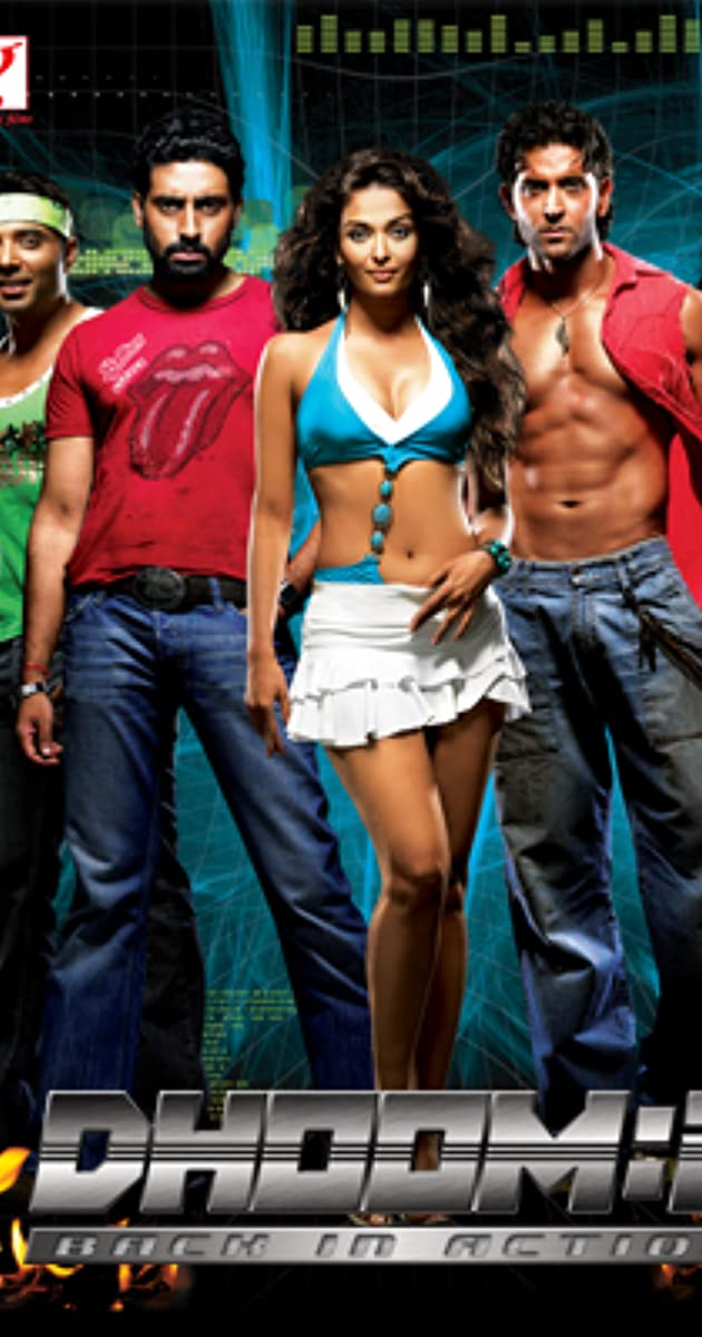 Free Download Dhoom 2 Full Movie