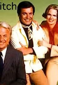 Eddie Albert, Robert Wagner, and Sharon Gless in Switch (1975)