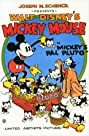 Mickey's Pal Pluto (1933) Poster