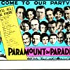Gary Cooper, Jean Arthur, Clara Bow, Maurice Chevalier, Nancy Carroll, Richard Arlen, etc.