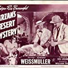 Otto Kruger, Joe Sawyer, and Johnny Weissmuller in Tarzan's Desert Mystery (1943)