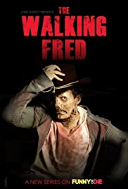 The Walking Fred Poster