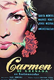 The Devil Made a Woman Poster