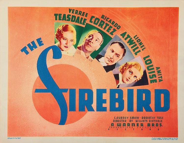 Ricardo Cortez, Lionel Atwill, Anita Louise, and Verree Teasdale in The Firebird (1934)