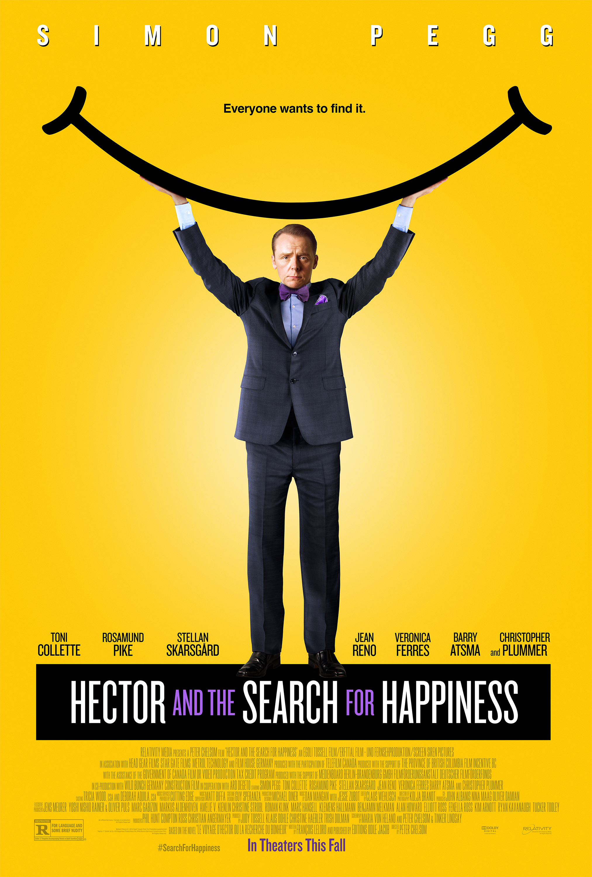 Nude hector and the search for happiness