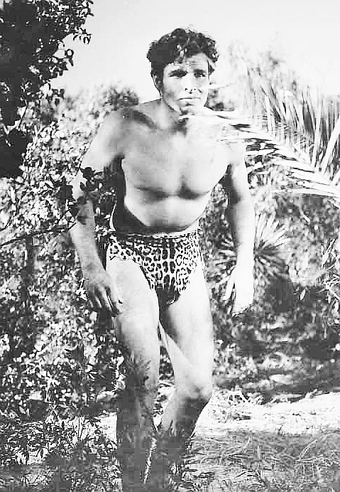 Buster Crabbe in King of the Jungle (1933)