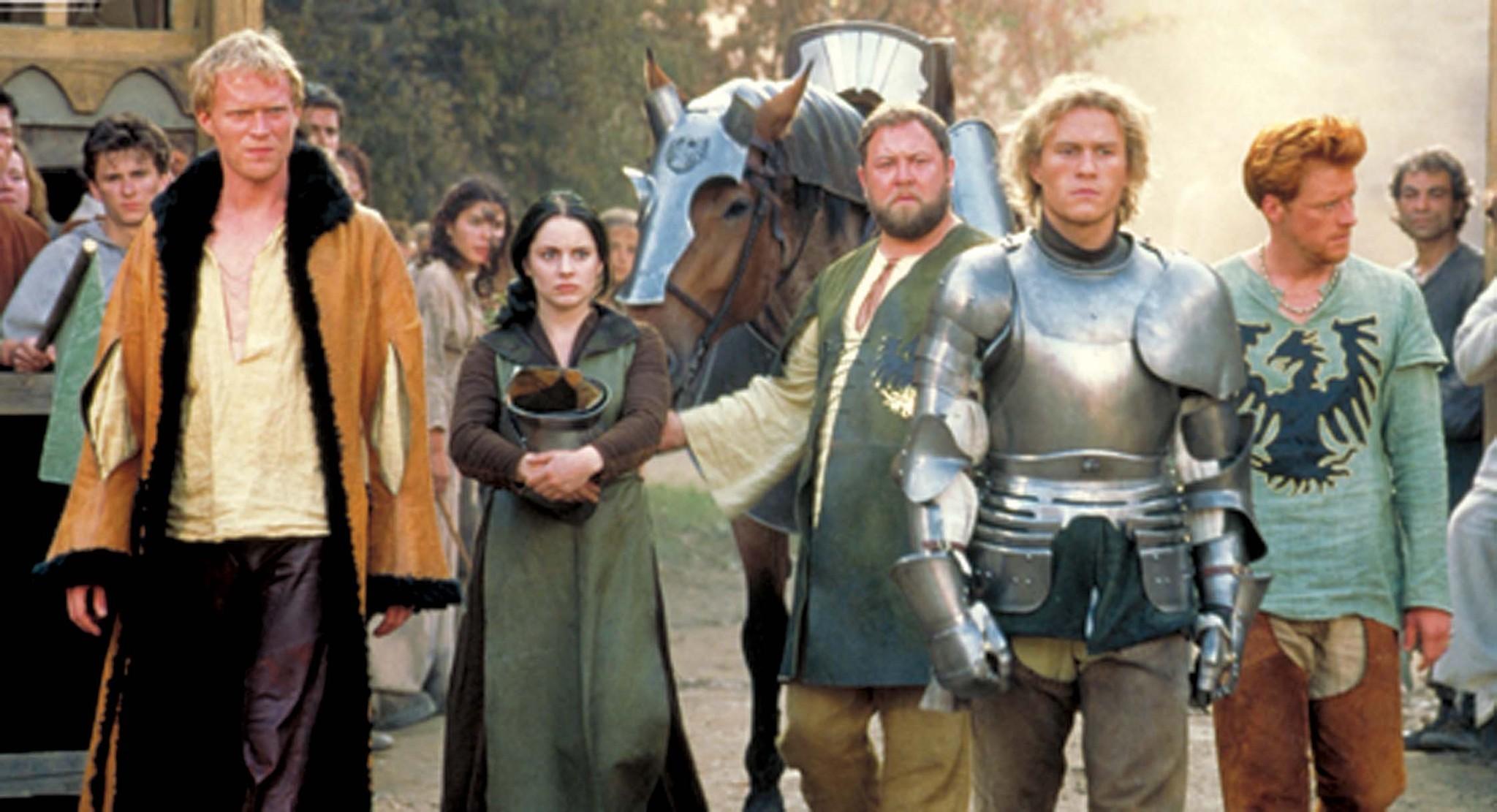A Knight's Tale (2001) - Photo Gallery - IMDb