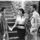 Mary Astor, Robert Wagner, and Virginia Leith in A Kiss Before Dying (1956)