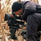 Director Konstandino Kalarytis directing a scene in The Company You Keep.