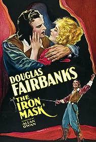 Douglas Fairbanks and Marguerite De La Motte in The Iron Mask (1929)