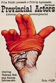 Provincial Actors Poster