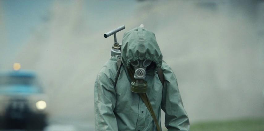 Chernobyl  – Dublado