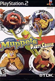 Muppets Party Cruise Poster