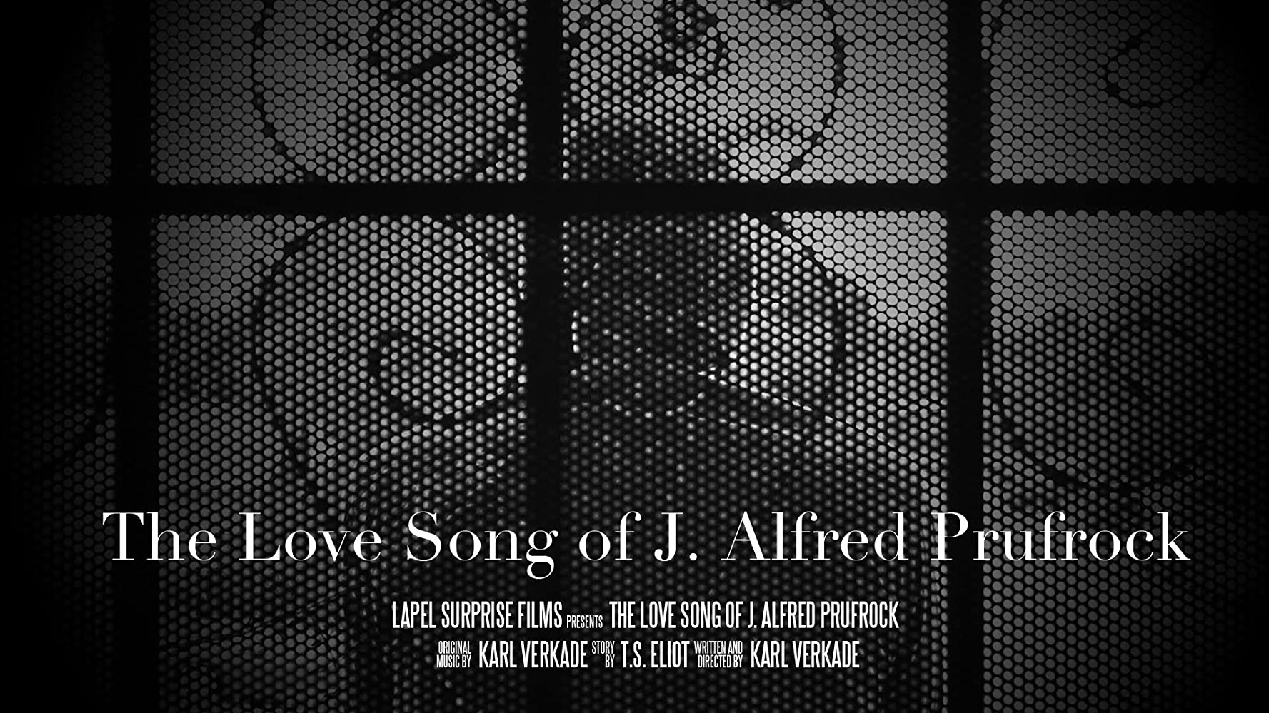alfred prufrock the love song