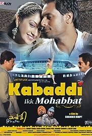 Kabaddi Ikk Mohabbat Poster