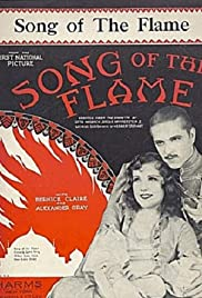 The Song of the Flame Poster