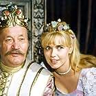 Tina Ruland and Kurt Weinzierl in Das Zauberbuch (1996)