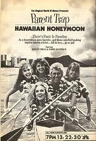 Primary photo for Parent Trap: Hawaiian Honeymoon