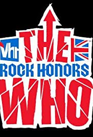 VH1 Rock Honors: The Who Poster