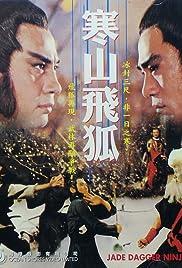 Jade Dagger Ninja Poster