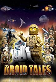 Lego Star Wars: Droid Tales Poster