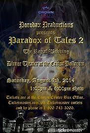 Paradox of Tales 2: The Royal Wedding Poster