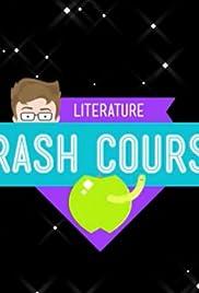 Crash Course: Literature Poster