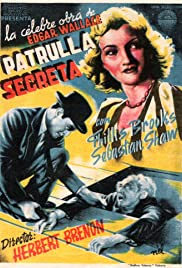 The Flying Squad(1940) Poster - Movie Forum, Cast, Reviews