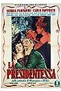 Mademoiselle Gobete (1952) Poster