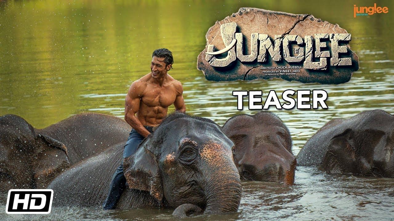 Junglee (2019)